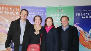 Shen Yun à Paris: la culture chinoise «qui transporte et qui enchante»