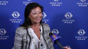 Une maire d'arrondissement de Paris à propos de Shen Yun: «Une philosophie de vie qui nous parle à tous»