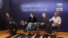 Cinéma: Borg-McEnroe, la légende enfin dans les salles
