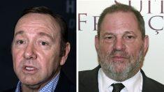 L'étau se resserre autour de Weinstein et Kevin Spacey, écarté d'House of Cards