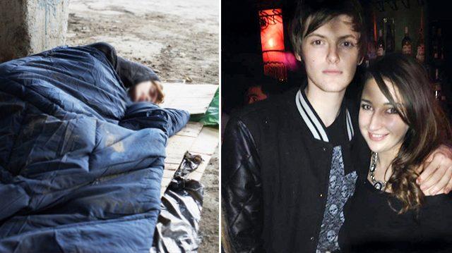 Un sans-abri donne son manteau à une femme qui a froid, ce qui se passe cinq jours plus tard change sa vie