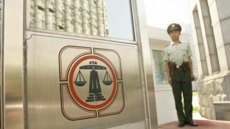 Avocat chinois arrêté: acte d'accusation «absurde» (défense)