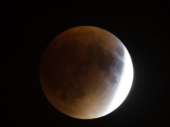 Mercredi 31 janvier, première éclipse totale de lune de l'année