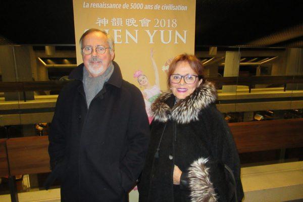 Shen Yun «c'est une soirée de confiance en la vie»