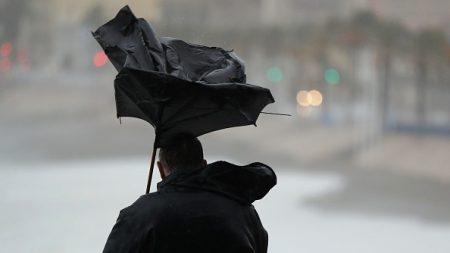 Week-end orange: des vents violents vont balayer les départements du sud de la France