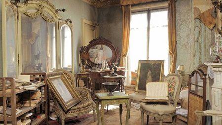 Un appartement à Paris est abandonné pendant la Seconde Guerre mondiale – après 70 ans, une peinture de 3,4 millions de dollars est découverte à l'intérieur