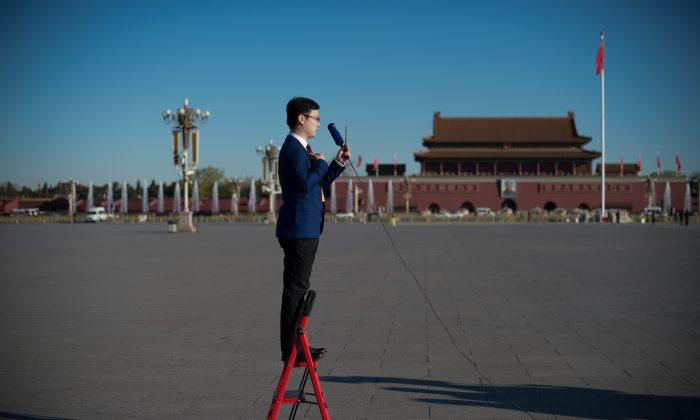 MÉDIAS – Le danger d'être journaliste en Chine