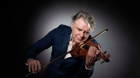 Le grand violoniste de jazz Didier Lockwood décédé brutalement
