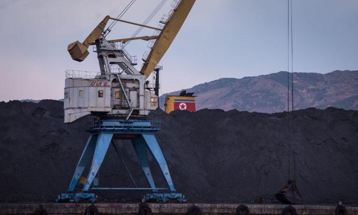 Un couple chinois, accusé d'exportation de charbon nord-coréen, tente d'immigrer clandestinement aux États-Unis