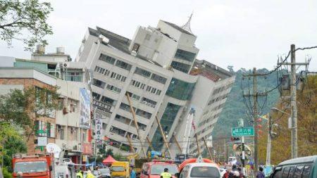 Séisme de magnitude 6,4 à Taïwan: au moins 7 morts et 200 blessés