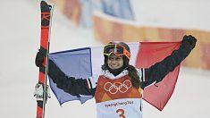 JO d'hiver – Perrine Laffont, première médaille d'or française: «J'en ai rêvé tellement de fois»