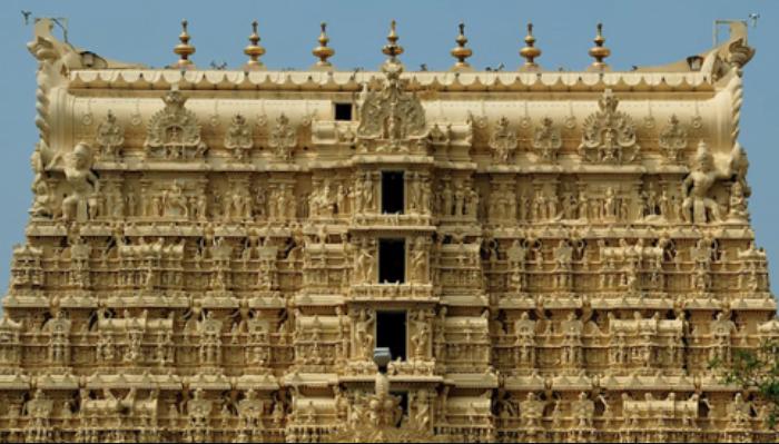 Ce temple est littéralement couvert d'or. Alors, qu'y a-t-il derrière ses portes?