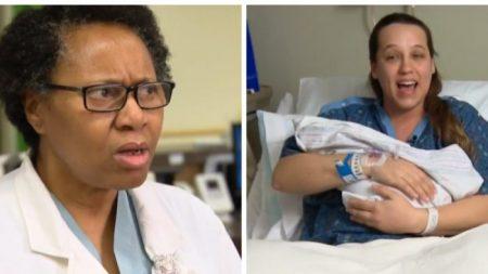 Une mère donne naissance à un petit garçon. Mais quelque chose a bouleversé tout le monde: 'Vous plaisantez?'