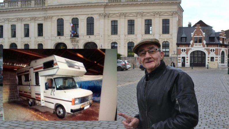 Nord: Ce retraité vivait dans sa voiture, un pompier décide de lui donner son camping car