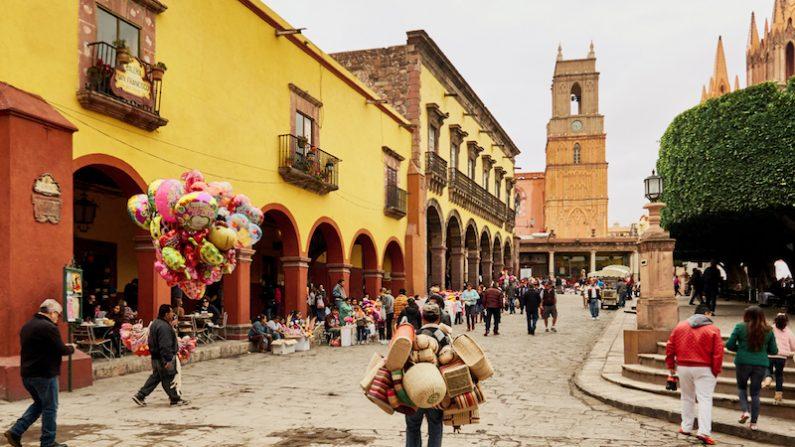 San Miguel de Allende, une séduisante ville d'art