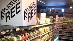 PAYS-BAS – Un supermarché ouvre un rayon «zéro plastique»