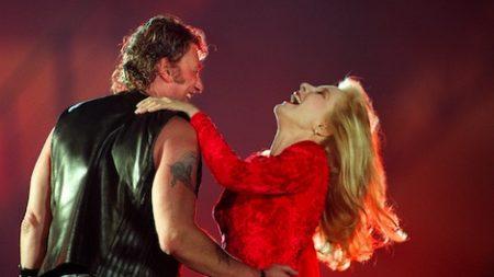 Concert au Grand Rex: l'hymne à l'amour de Sylvie pour Johnny