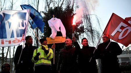 Des cheminots aux enseignants, une fin de semaine marquée par grèves et manifestations