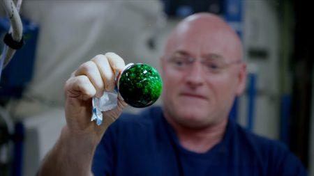 Le long séjour de Scott Kelly dans l'espace a eu des répercussions sur l'expression de ses gènes