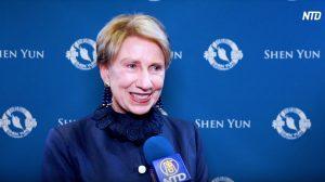 L'ex-ambassadrice des États-Unis en Finlande «ravie» de voir Shen Yun