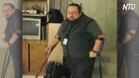 Les médecins ont dit à un parachutiste handicapé qu'il ne marcherait jamais plus, mais il a rencontré une méthode de yoga