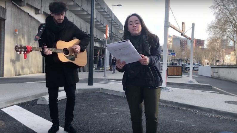 Inspirée par la grève de la SNCF, une chanteuse américaine réalise une chanson hilarante – attention pépite!