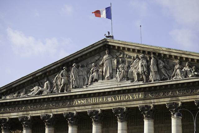 Quatre œuvres d'art disparaissent mystérieusement des bureaux de l'Assemblée nationale