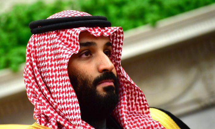 Les Saoudiens cherchent à montrer leurs muscles