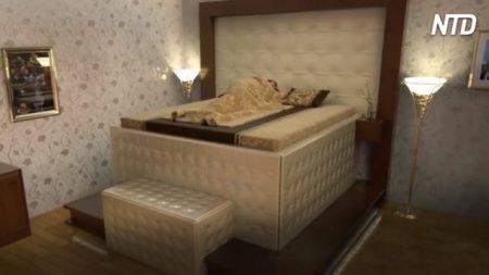 Ce lit prototype protège les personnes contre un tremblement de terre – il abrite immédiatement ses occupants