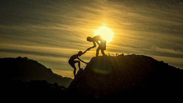 Pourquoi l'altruisme est la seule solution aux défis de notre temps