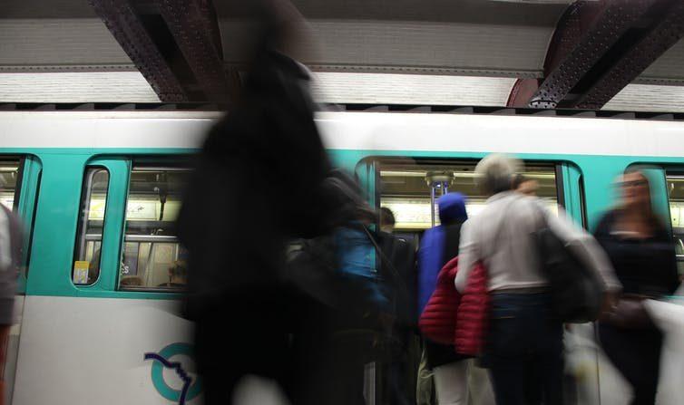 Stress in the city: quand les transports en commun usent la santé