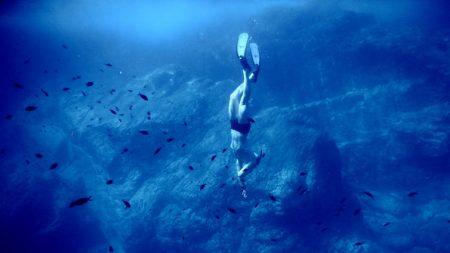Les plongeurs de l'extrême narguent la science