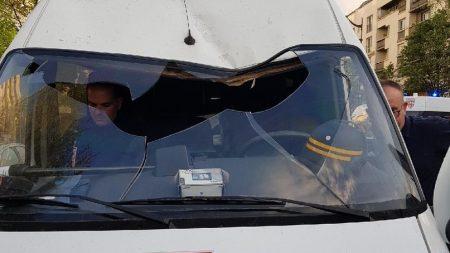 Évacuation de Tolbiac: des policiers ayant reçu un container jeté depuis un pont dénoncent une «tentative de meurtre»
