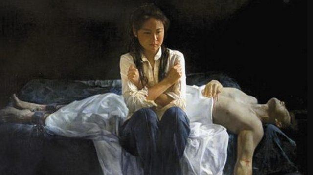 Les artistes de ces peintures ont été emprisonnés en Chine – si vous saviez pourquoi, cela pourrait vous faire pleurer