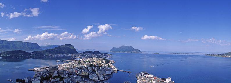 La Norvège des fjords
