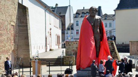 Les infiltrations de l'idéologie de Karl Marx dans le projet européen