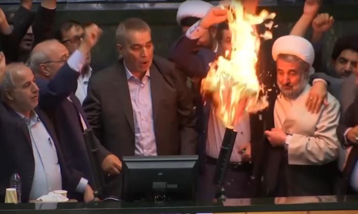 L'Iran a prouvé que Trump avait raison