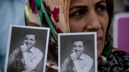 Turquie: depuis sa prison, le candidat kurde à la présidentielle attaque Erdogan