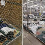 États-Unis: Des milliers d'enfants migrants dormant dans des «cages»… mais un détail cloche