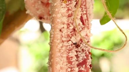 Recettes de bacon chinois – Comment faire du bacon chinois
