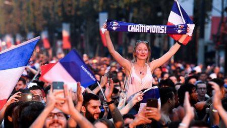 Coupe du monde 2018: plusieurs femmes dénoncent les agressions sexuelles dont elles ont été victimes le jour de la finale