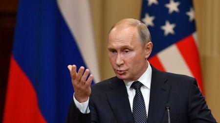 Trump souligne que Poutine conteste «avec force» tout ingérence