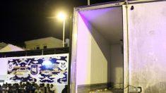 Libye: 8 migrants, dont 6 enfants, morts asphyxiés dans un camion (autorités)