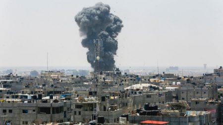Les principaux raids israéliens en Syrie
