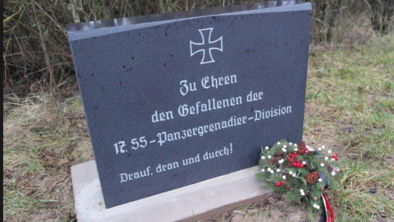 Moselle – Après la découverte d'une stèle en hommage aux nazis, les habitants expriment leur désarroi: «C'était une provocation!»