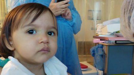 Loiret: une fillette de 20 mois dans l'attente urgente d'une greffe de moelle osseuse