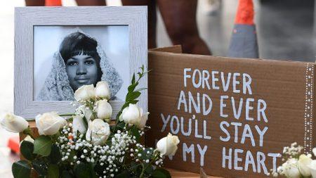 Aretha Franklin, la Reine de la Soul, s'en est allée