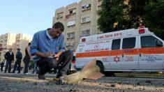 Chute de deux roquettes tirées de Gaza sur Sdérot en Israël (police)