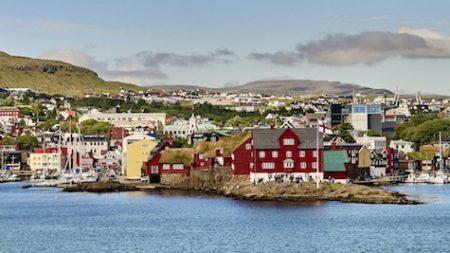 La plus petite capitale du monde: Tórshavn