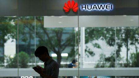 Huawei pose des risques importants pour le Canada